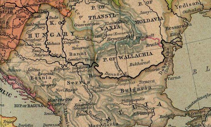 Imagini pentru banat map